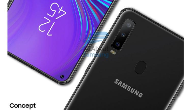Samsung Galaxy A8S smartphone gets WiFi certification