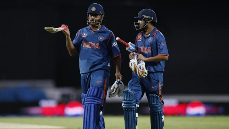 Gautam Gambhir played 7 matches in the CB series scoring 308 runs (Reuters Photo)