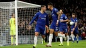 Chelsea through to League Cup semis as Hazard goal helps beat Bournemouth 1-0
