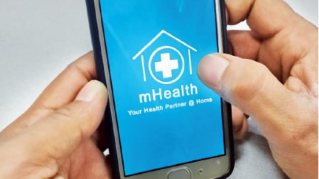 Health apps can help manage chronic illness
