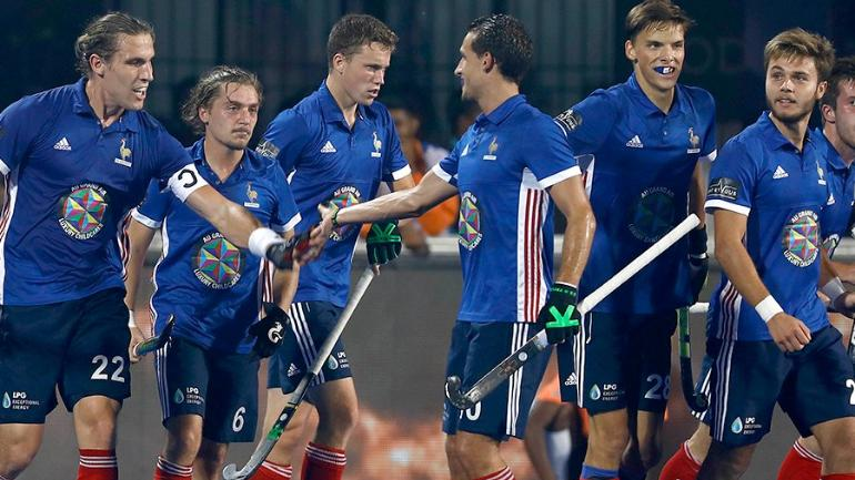 France needed an outright win to qualify for the cross-overs (Hockey India Photo)