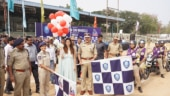 'Women on Wheels' introduced by Hyderabad city police to combat crimes