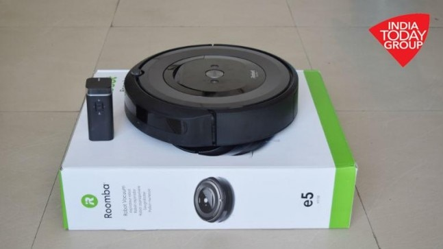 Irobot Roomba E5 Review An Electronic Puppy That Cleans