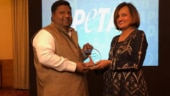 Delhi minister Imran Hussain gets PETA 'Hero to Animals' award for banning Chinese manjha
