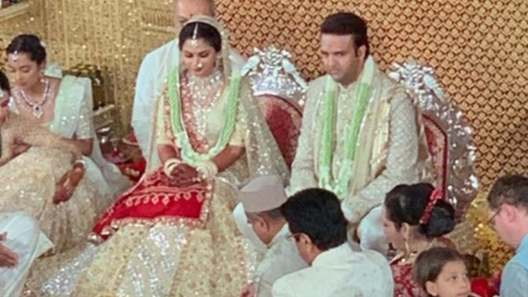 Isha Ambani and Anand Piramal are married now