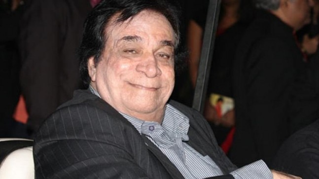 Kader Khan dies at 81 in Canada - Movies News