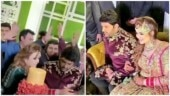 Kapil Sharma Amritsar reception: Comedian lovingly feeds cake to mother, fans call him Beta No. 1