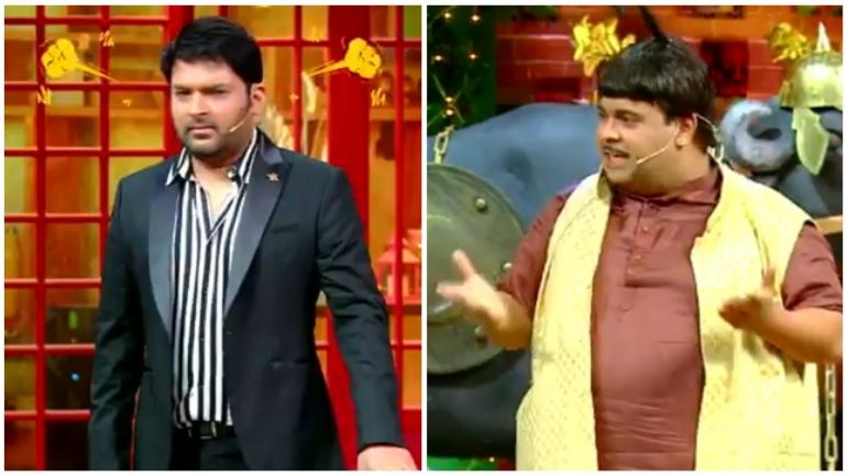 The Kapil Sharma Show first episode teaser: Kiku Sharda pulls Kapil