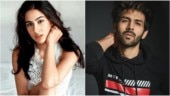 Sara Ali Khan finally meets Kartik Aaryan, they hug and Ranveer Singh is all heart. Watch video