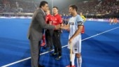 Hockey World Cup 2018: Anil Kumble attends Argentina-France game as special guest