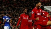 Premier League: Liverpool and Arsenal win dramatic derbies