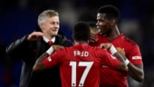 Premier League: Manchester United thump Cardiff in Solskjaer's first game in charge