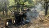 Maoists torch vehicles worth Rs 3 crore in Gadchiroli