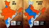 Congress blue makes spectacular comeback on Indian political map