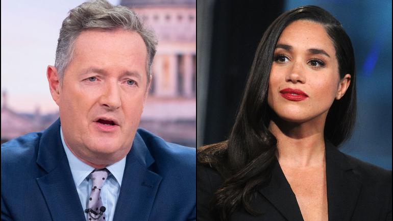 Meghan Markle torn apart by Piers Morgan in blistering attack