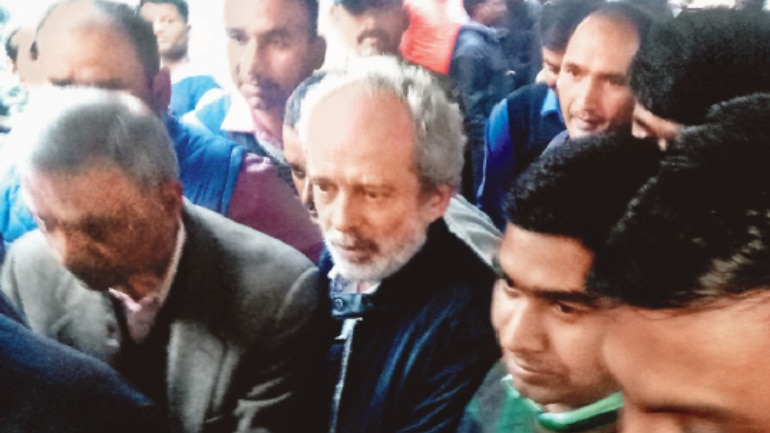 A Delhi court allowed alleged AgustaWestland chopper deal middleman Christian Michel's 5-day interrogation by the CBI, a day after he was extradited to India.