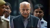 MJ Akbar, Tarun Tejpal suspended from Editors Guild of India over sexual misconduct allegations