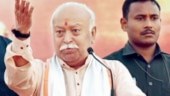 "RSS chief Mohan Bhagwat said this was the ""decisive phase of the agitation""."