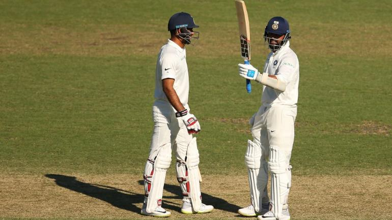 India will bank on Vijay and Rahul to provide them with good starts in the Adelaide Test match (BCCI Photo)
