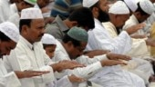 At Noida Sector 58: Ground waterlogged, cops watch as only few turn up for namaz