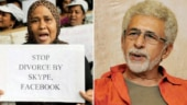 Instant triple talaq is barbarous: Naseeruddin Shah exclusive