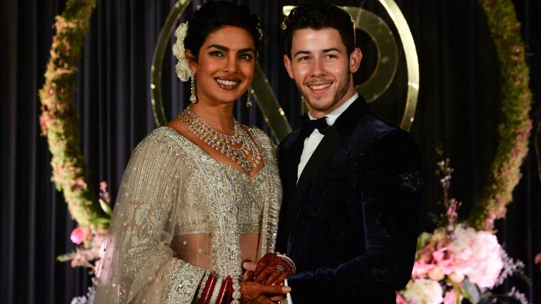 Priyanka Chopra, Nick Jonas return to India after Oman honeymoon