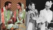 Isha and Anand bring back Mukesh Ambani and Nita wedding day. Rare pics from 1985