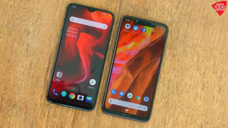 nokia 81 vs oneplus 6t class goes up against speed
