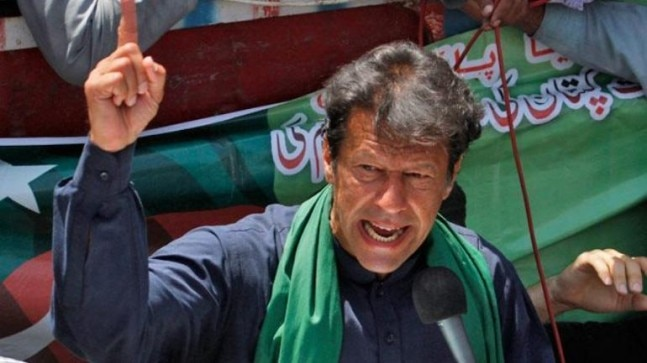 Kashmiris must get to decide their future, says Imran Khan. Shahid Afridi agrees
