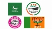 List of political parties in India: A look at full forms, leaders and categories