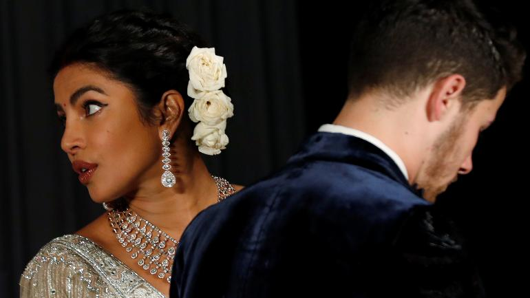 New York Magazine called Priyanka Chopra a modern-day scam artist in article on wedding to Nick Jonas. Photo: Reuters