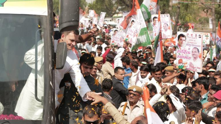 Assembly election results 2018: Congress ahead in MP, Rajasthan