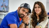 Proud parents: Rohit Sharma and Ritika Sajdeh blessed with a baby girl