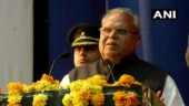 J-K governor Satya Pal Malik criticised for approving Bill to increase own security
