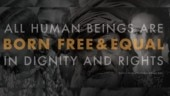 Human Rights Day: How did 'all men' become 'all human beings' in the Universal Declaration of Human Rights?