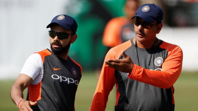 Virat Kohli and Ravi Shastri have been criticised for India's failures on overseas tours in 2018 (Reuters Photo)