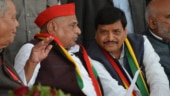 Crowd interrupts Mulayam Singh Yadav at rally for not mentioning his brother's new political party