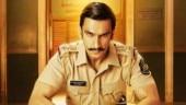 Simmba movie reviews: Ranveer Singh roars in and as the new Singham