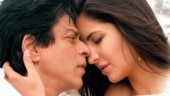 Does Katrina Kaif feel lucky to have kissed Shah Rukh Khan on screen? Her response is epic