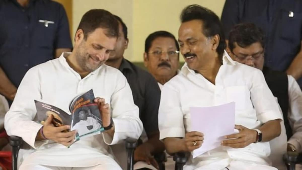 Stalin defends Rahul for PM pitch: Need strong leadership - India News