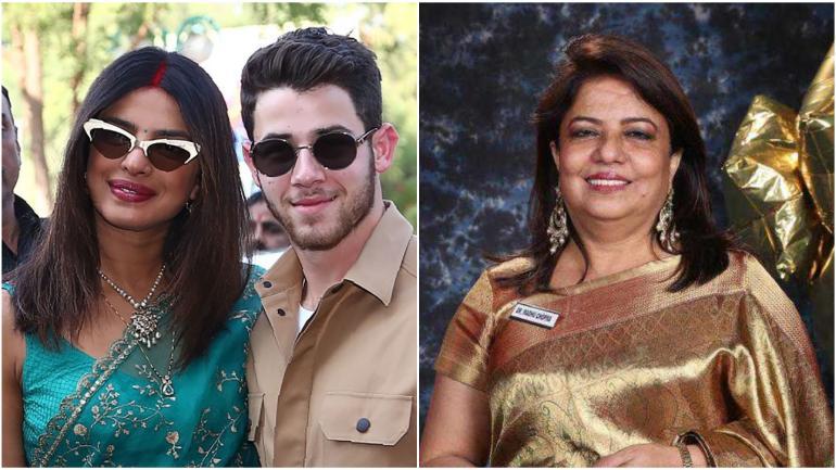 Priyanka Chopra trolled for sindoor and changing name  Mom Madhu