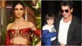 Shah Rukh Khan reveals Deepika Padukone handpicked clothes for AbRam. Watch video