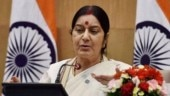 Not trapped by your googlies, it just exposed you: Sushma to Pak foreign minister
