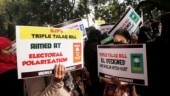 Triple talaq bill debate: Opposition moves motion to send bill to select committee
