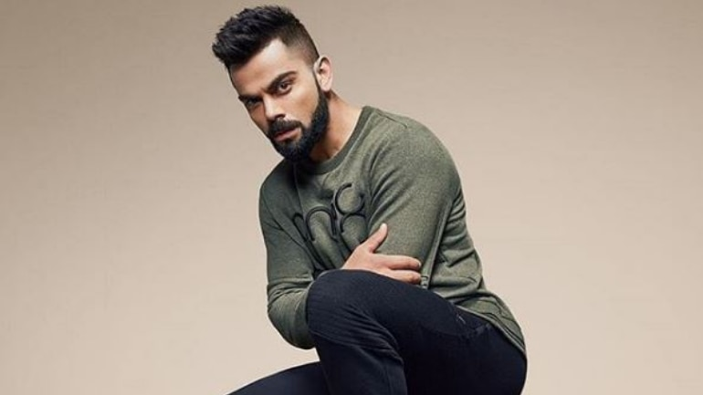 Virat Kohli S New Look Gets A Thumbs Up From Fans On