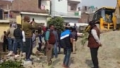 School wall collapses in Noida, two children killed