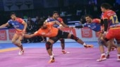 Pro Kabaddi League 2018: UP Yoddha stun hosts U Mumba 34-32, Bengal crush Patna 39-23