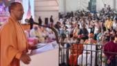 Accidental Hindus like Rahul Gandhi are now revealing their gotra: Yogi Adityanath