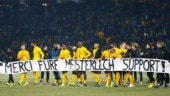 Champions League: Hoarau brace leads Young Boys to stunning 2-1 win over Juventus