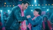 Zero song Issaqbaazi: Shah Rukh and Salman set the stage on fire